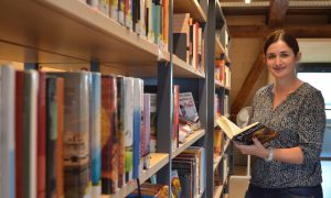 Die Stadtbibliothek in Radolfzell
